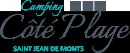 Camping 3 étoiles Côté Plage Saint de Monts