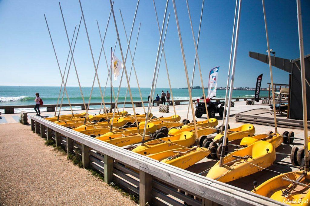 Photo école de surf camping Côté Plage à proximité