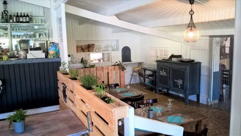 photo camping cote plage st jean de mont vendee snack restaurant