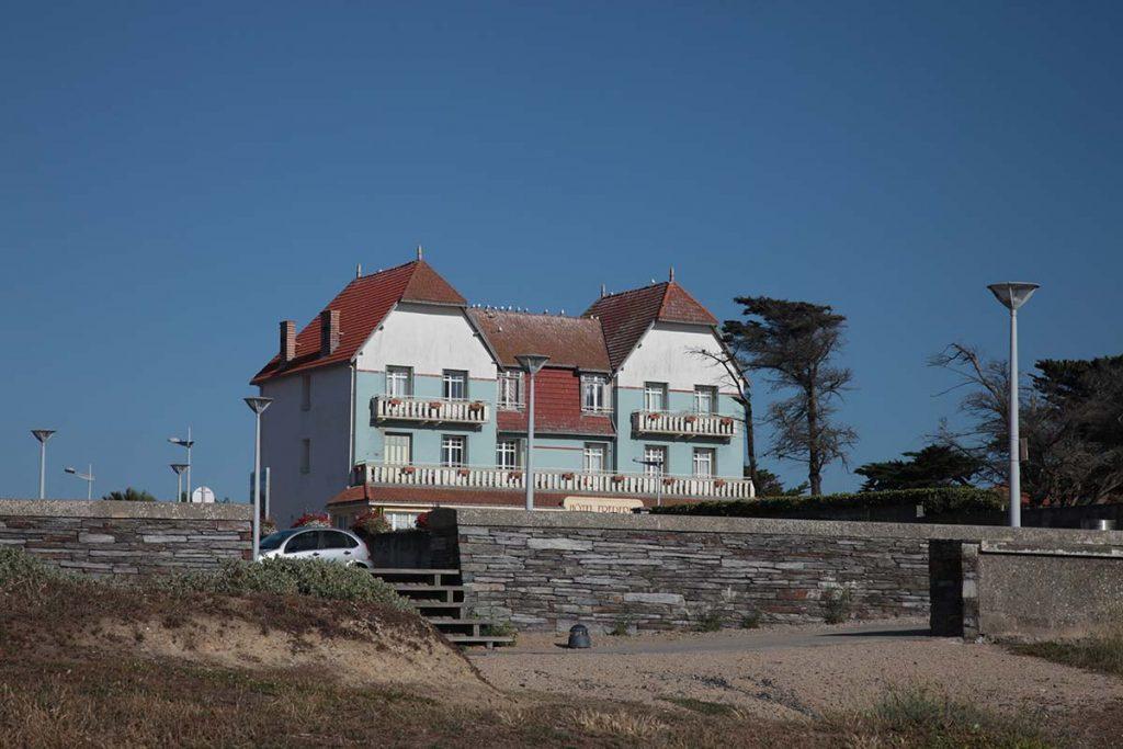 Photo hôtel Saint Hilaire de Riez alentours camping Côté Plage